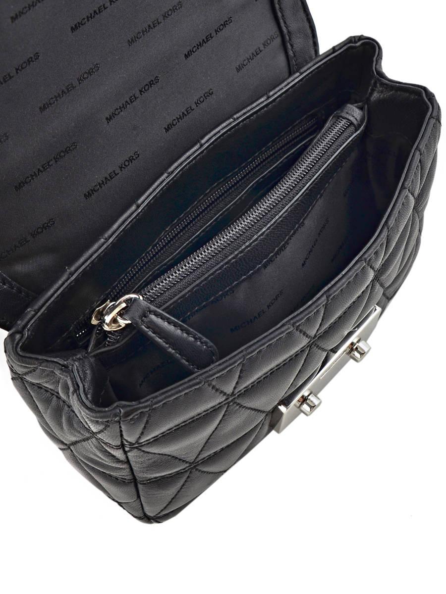 Shoulder Bag Sloan Leather Michael kors Black sloan S7SSLL1L other view 4  ... 87371b06f052b