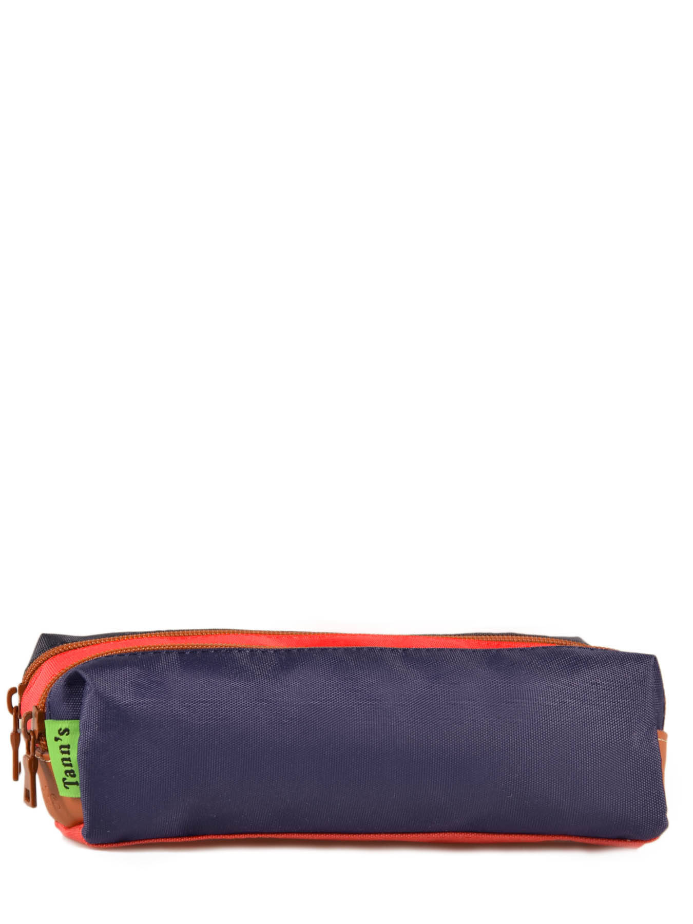 Trousse Tann's Iconic - 2 compartiments Bleu/Rouge cX6OaD