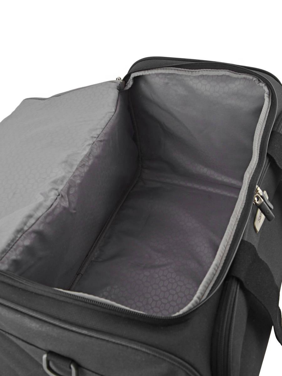 sac de voyage samsonite spark sng black en vente au meilleur prix. Black Bedroom Furniture Sets. Home Design Ideas