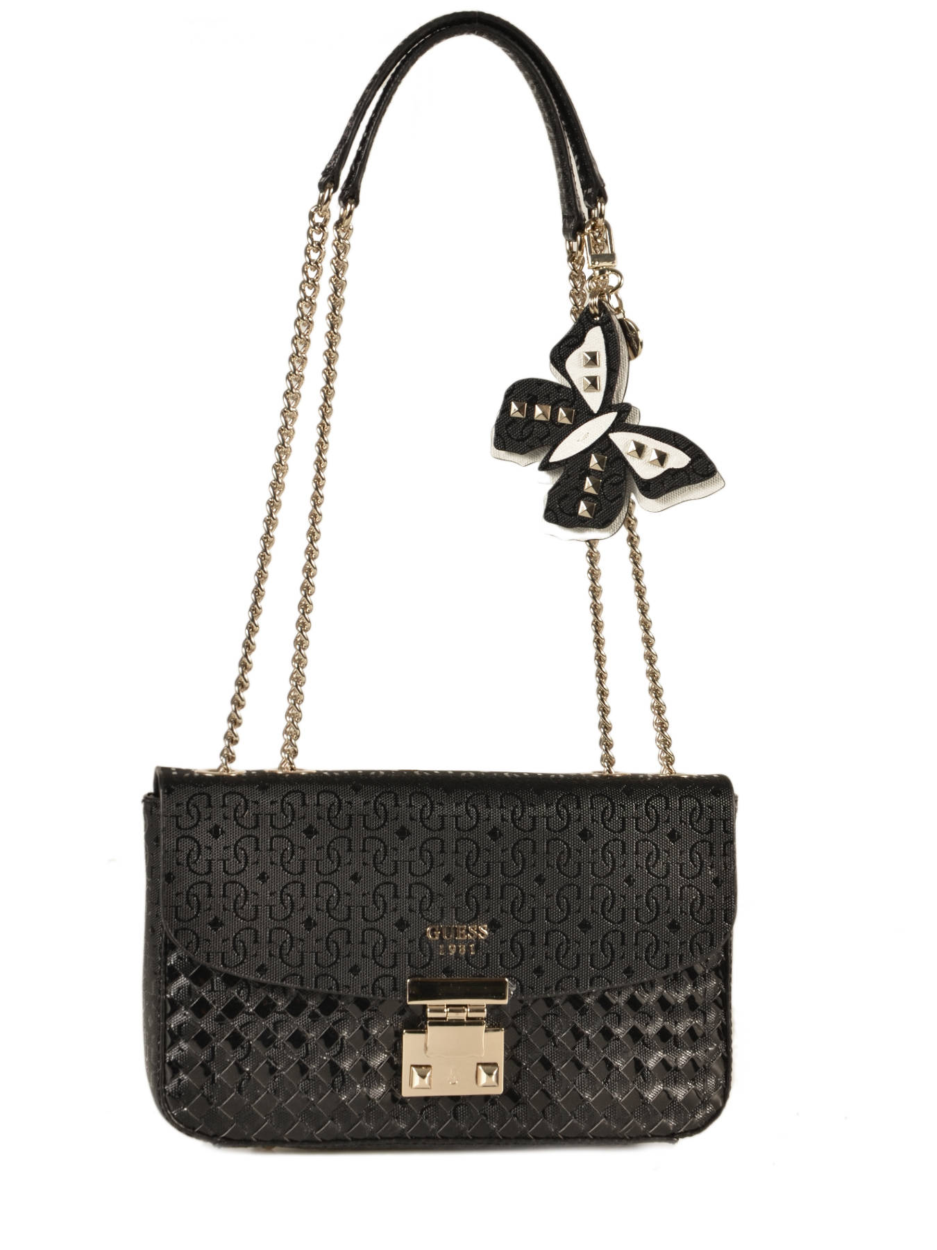 Sac Guess Noir Occasion : Guess bag flutter best prices