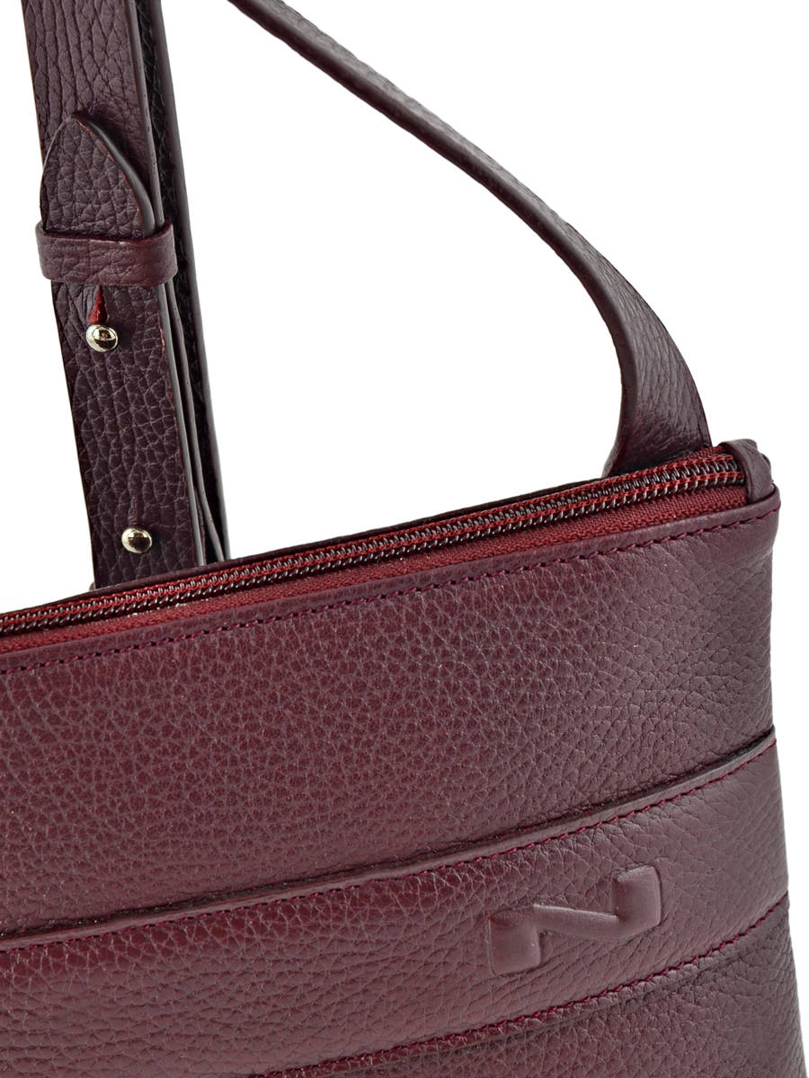 49f93ddc9ac2 ... Shoulder Bag N City Leather Nathan baume Red n city N1621018 other view  1 ...