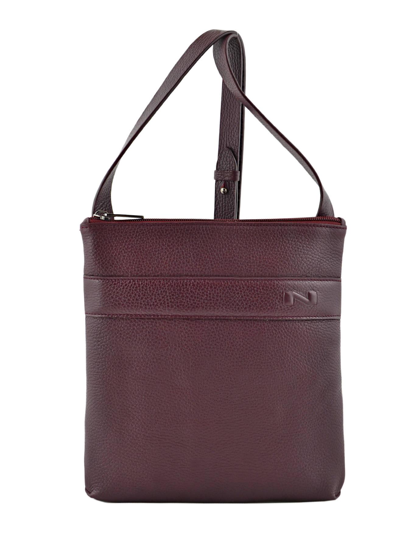 6178c603b0b1 ... Shoulder Bag N City Leather Nathan baume Red n city N1621018 ...