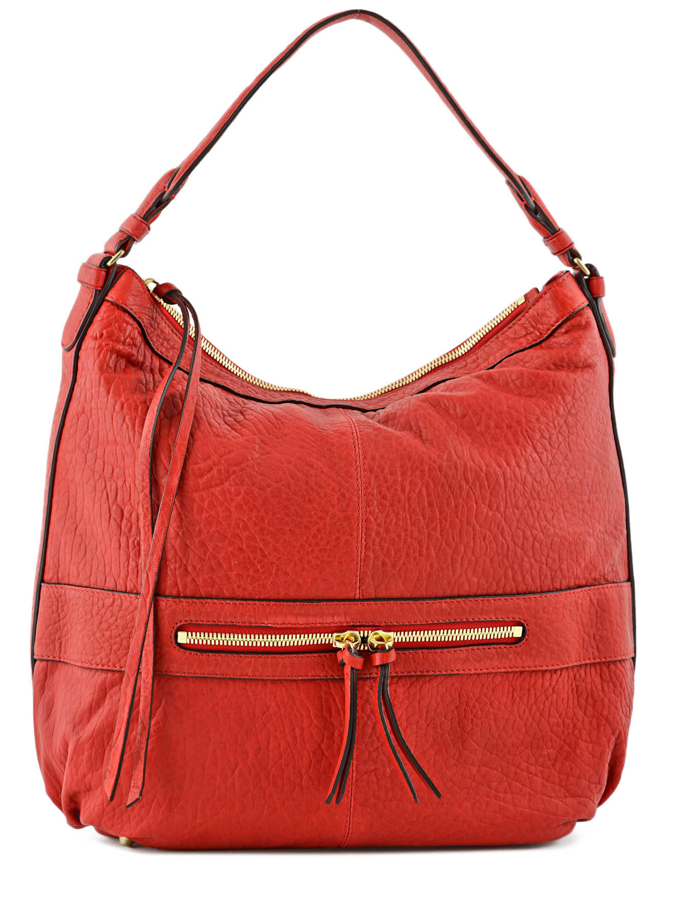 ... Sac Besace Midday Bubble Cuir Gerard darel Rouge bubble DFS02403 ... 473d76ea87a8
