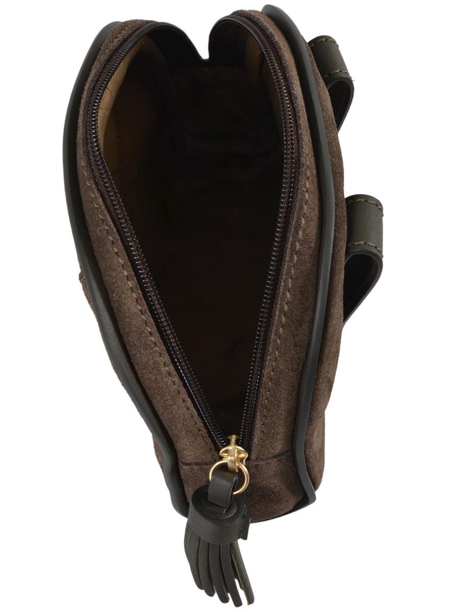 Longchamp Pochette/trousse Vert-vue-porte