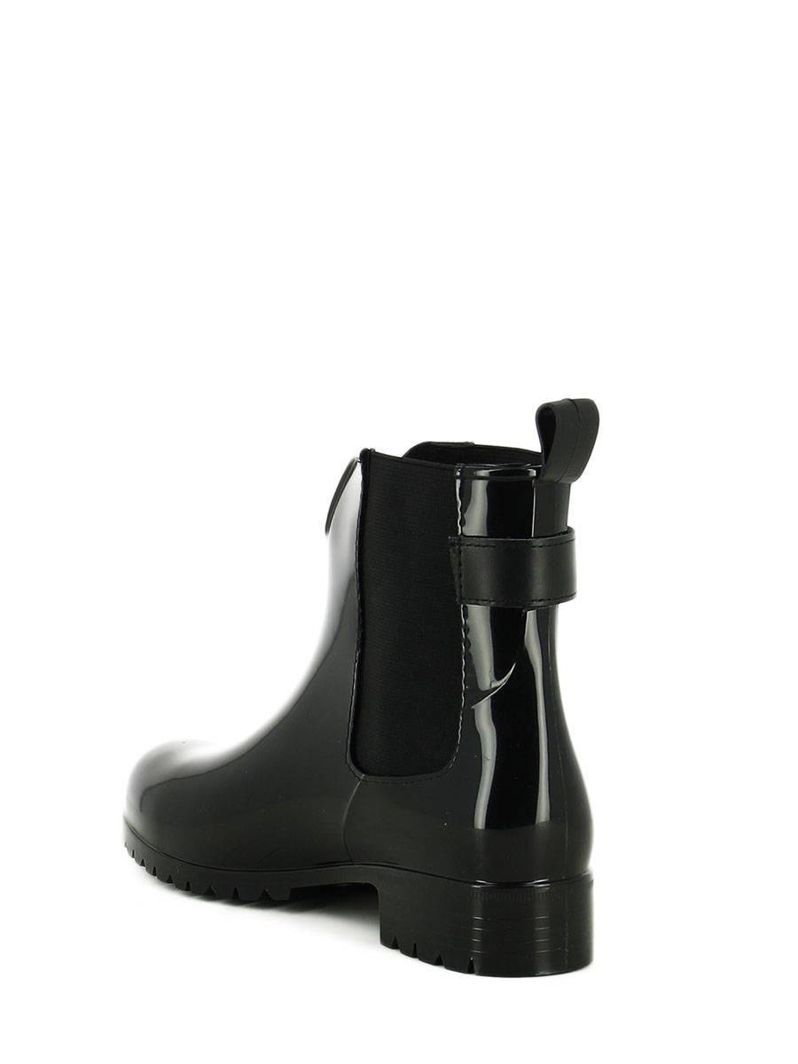 boots bottines tommy hilfiger black en vente au meilleur prix. Black Bedroom Furniture Sets. Home Design Ideas