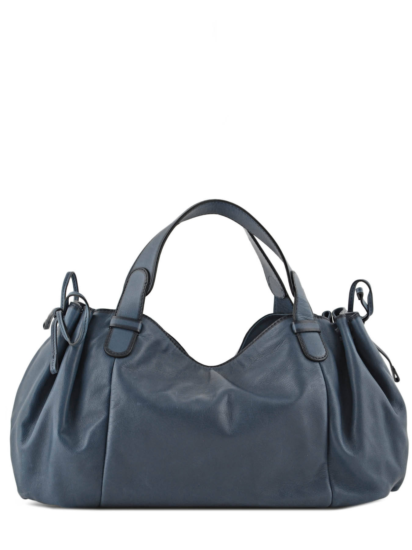Sac Shopping Gd Cuir Gerard darel Bleu gd DES07410