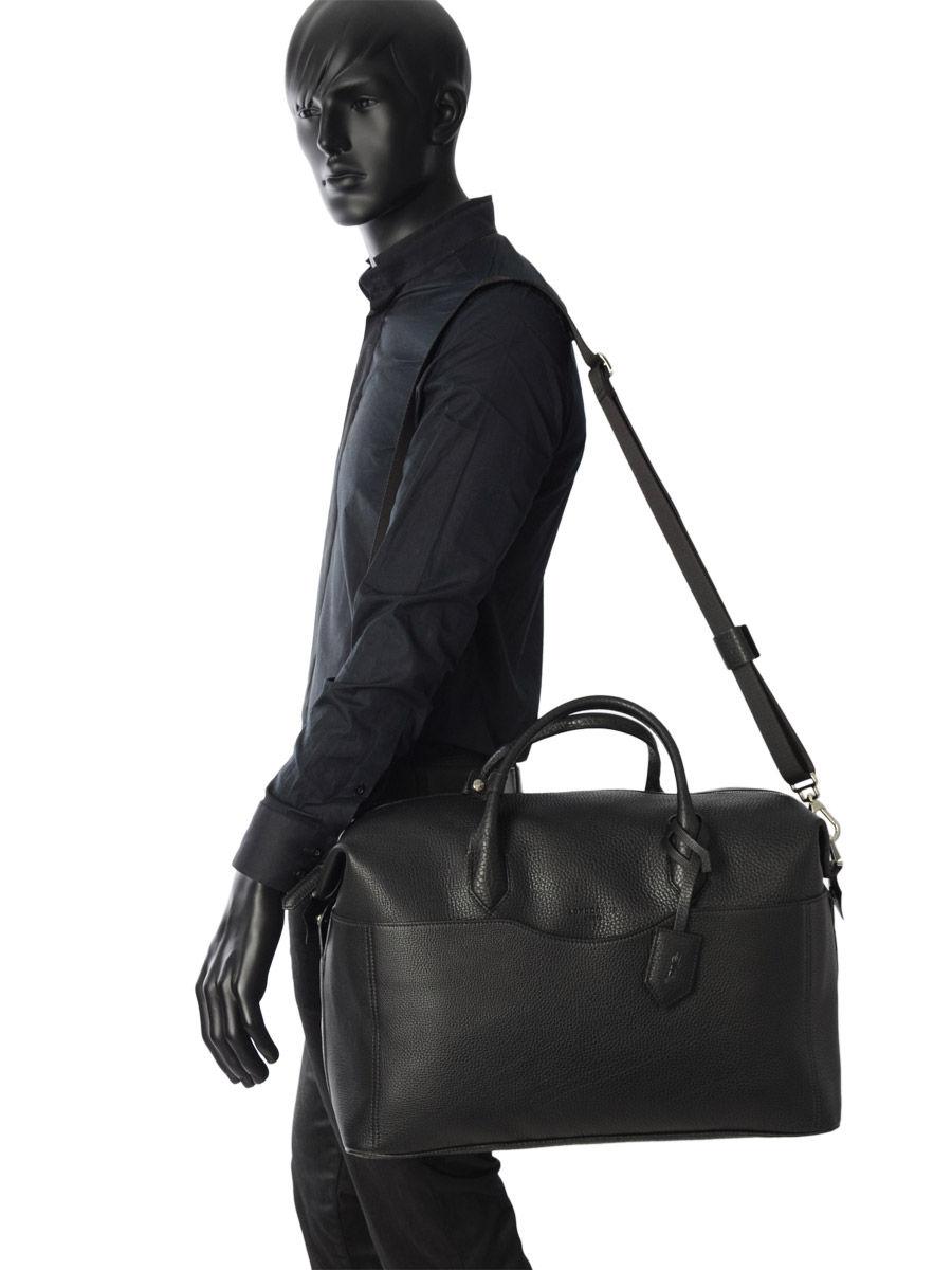 1931230c964 Longchamp Travel Bag Black   ReGreen Springfield