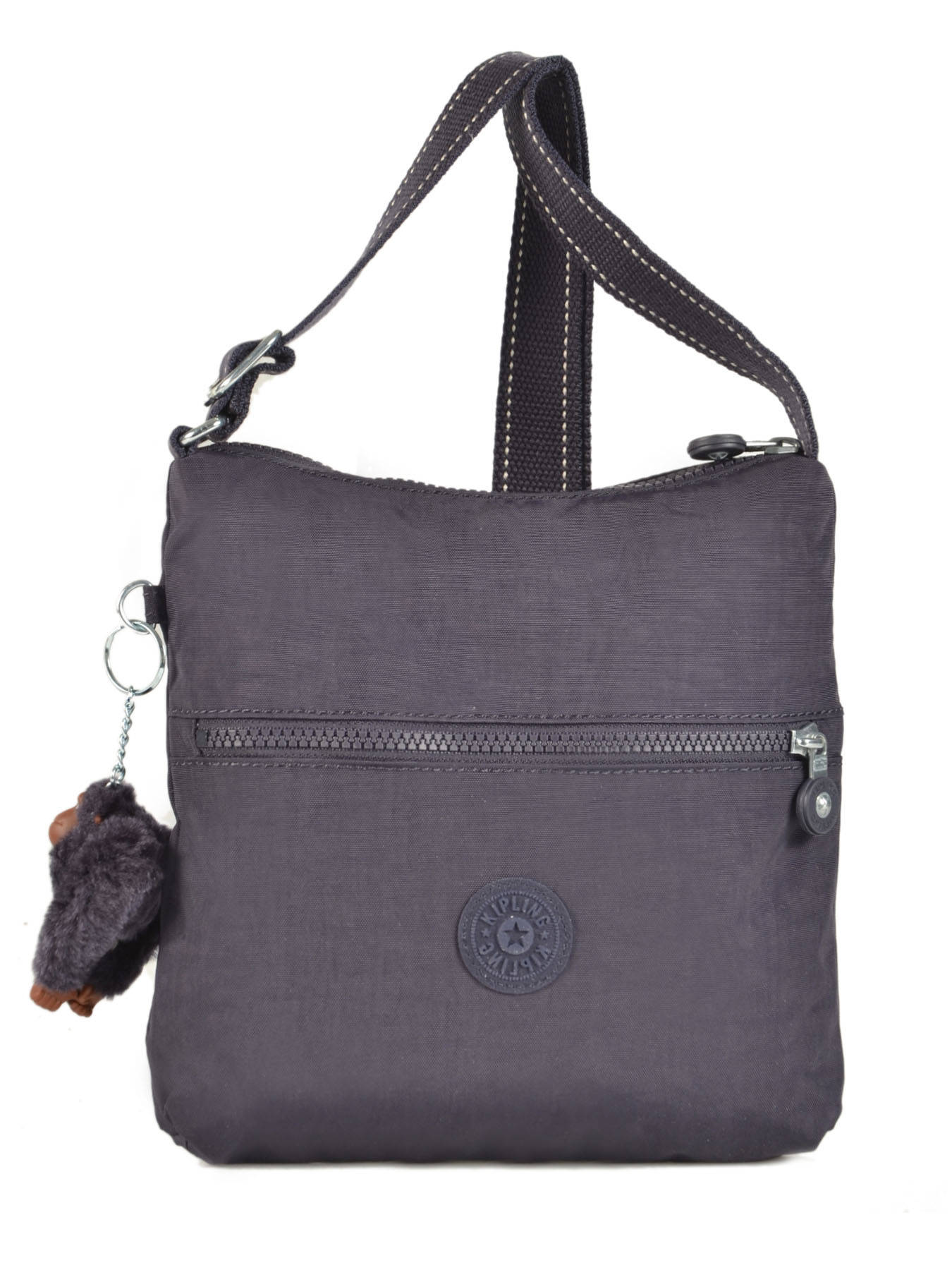 Grand Sac Bandouliere Kipling : Sac kipling basic blur purple en vente au meilleur prix