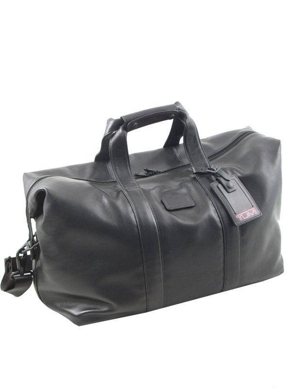 5ad5333a6 ... Travel Bag Alpha 2 Leather Tumi Black alpha 2 leather DH92149 ...