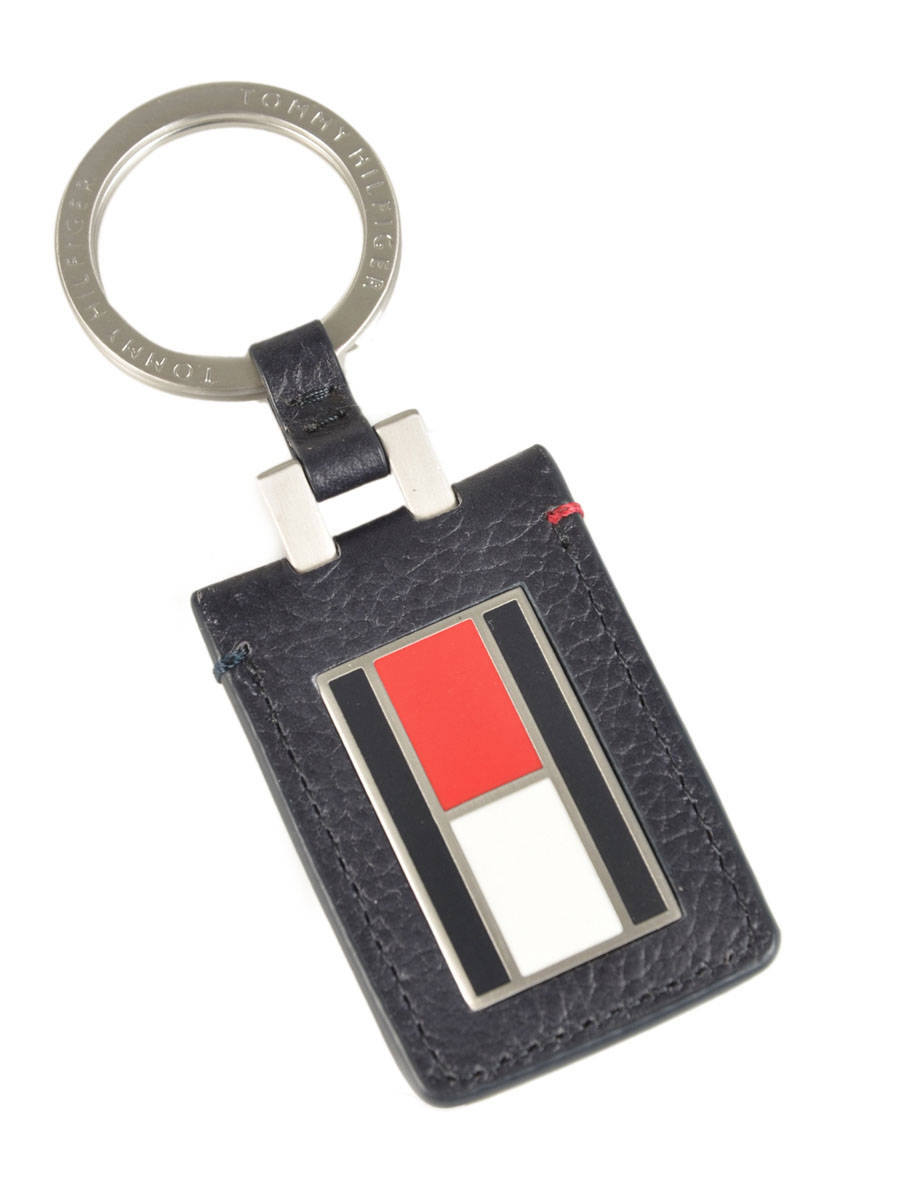 Porte Clefs Tommy Hilfiger Paolo Corporate Tweed En Vente Au - Porte clef photo