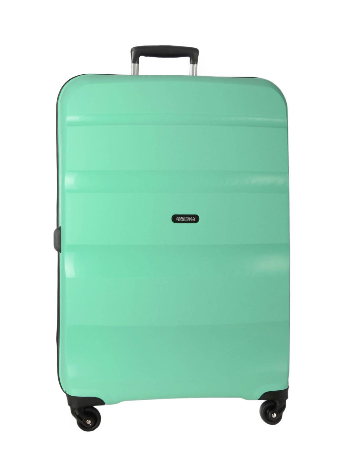 valise rigide american tourister bon air green en vente au meilleur prix. Black Bedroom Furniture Sets. Home Design Ideas