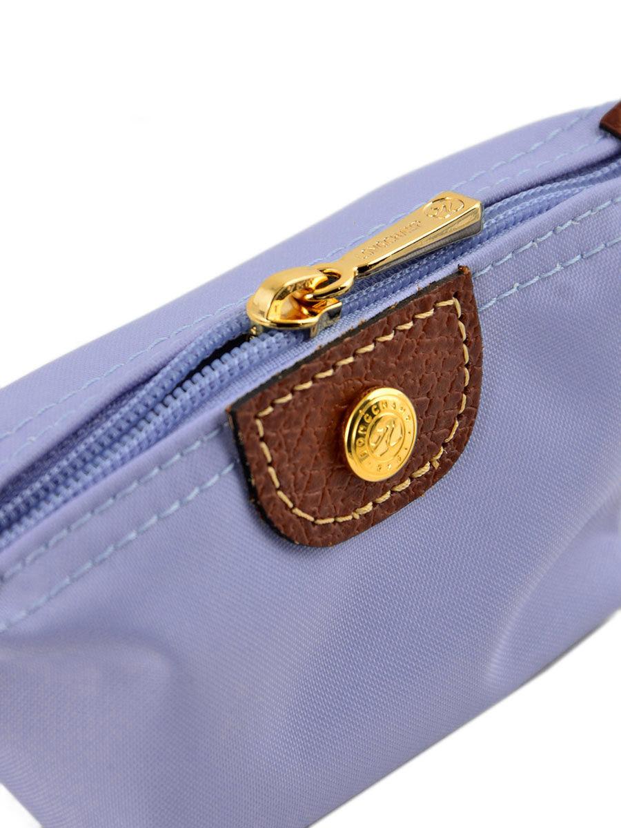 Porte monnaie longchamp le pliage lavande en vente au meilleur prix - Porte monnaie femme longchamp ...