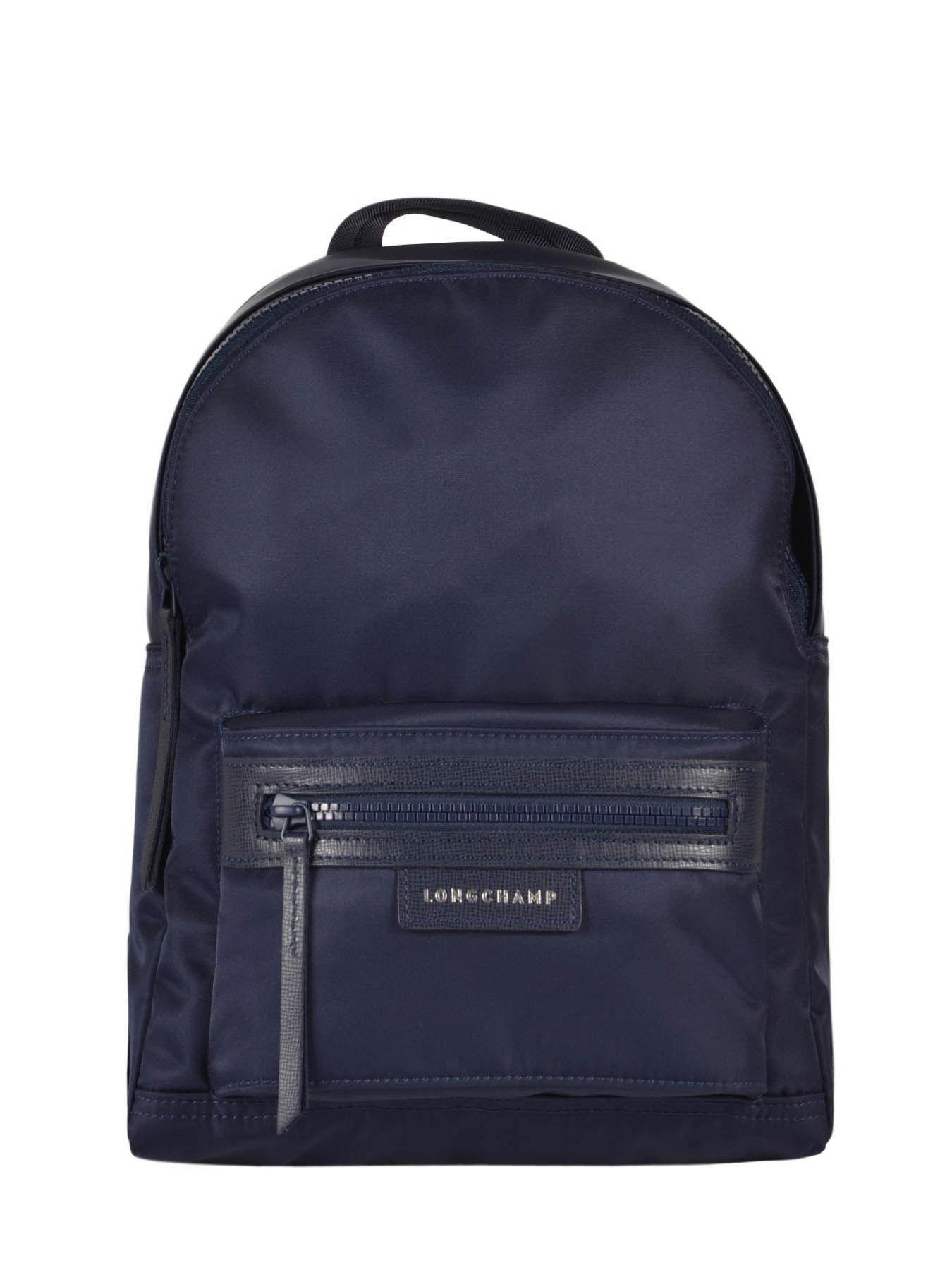 2b7388733b61 Longchamp Backpack Blue · Longchamp Backpack Blue ...