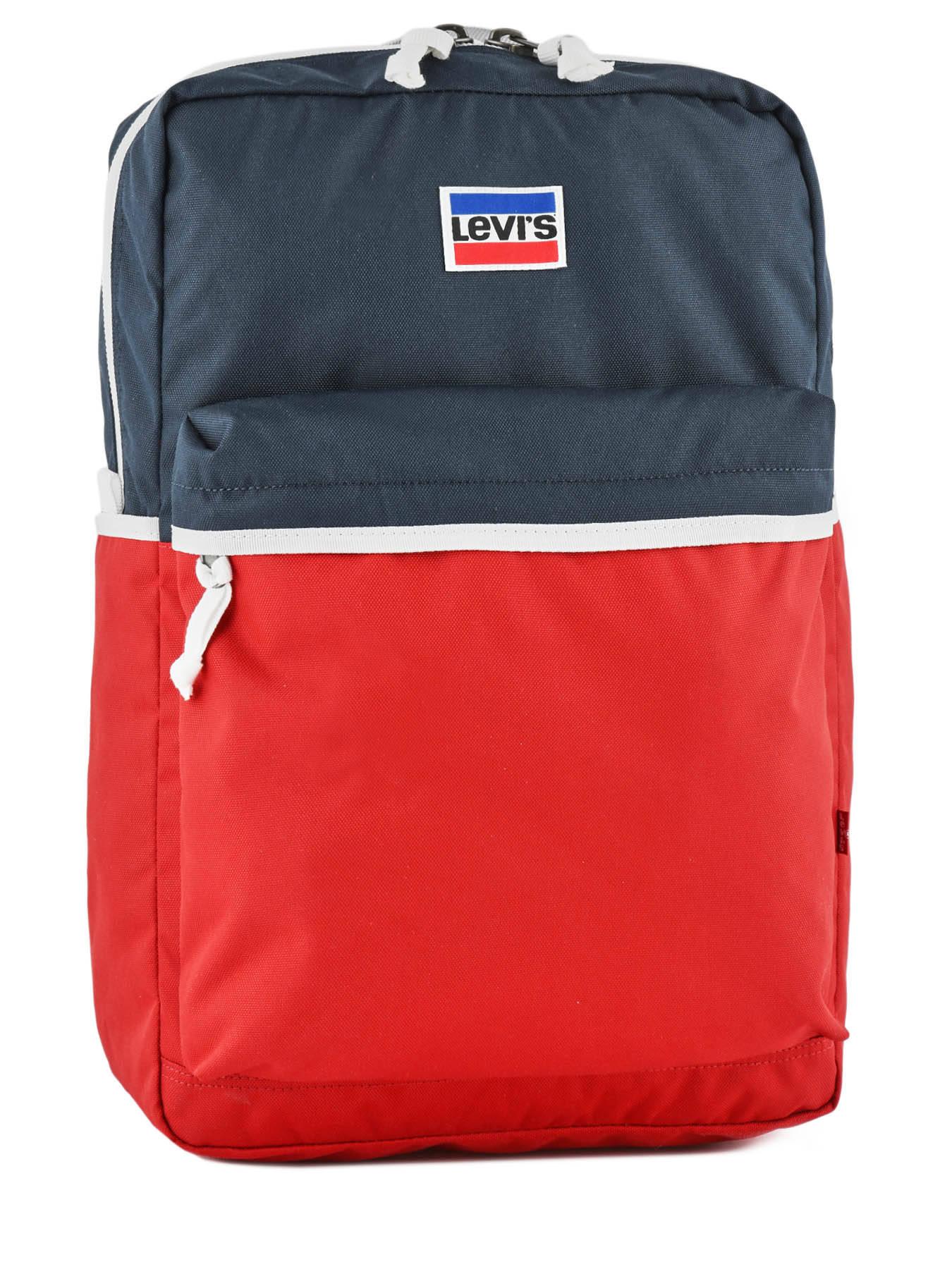773f676a0 ... Backpack A4 + 13'' Pc Levi's Blue l1 228081 ...