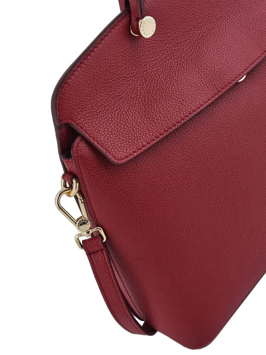 d618b5879c ... Top Handle My Piper Leather Furla Red my papper MPP-BMX1 other view 1  ...