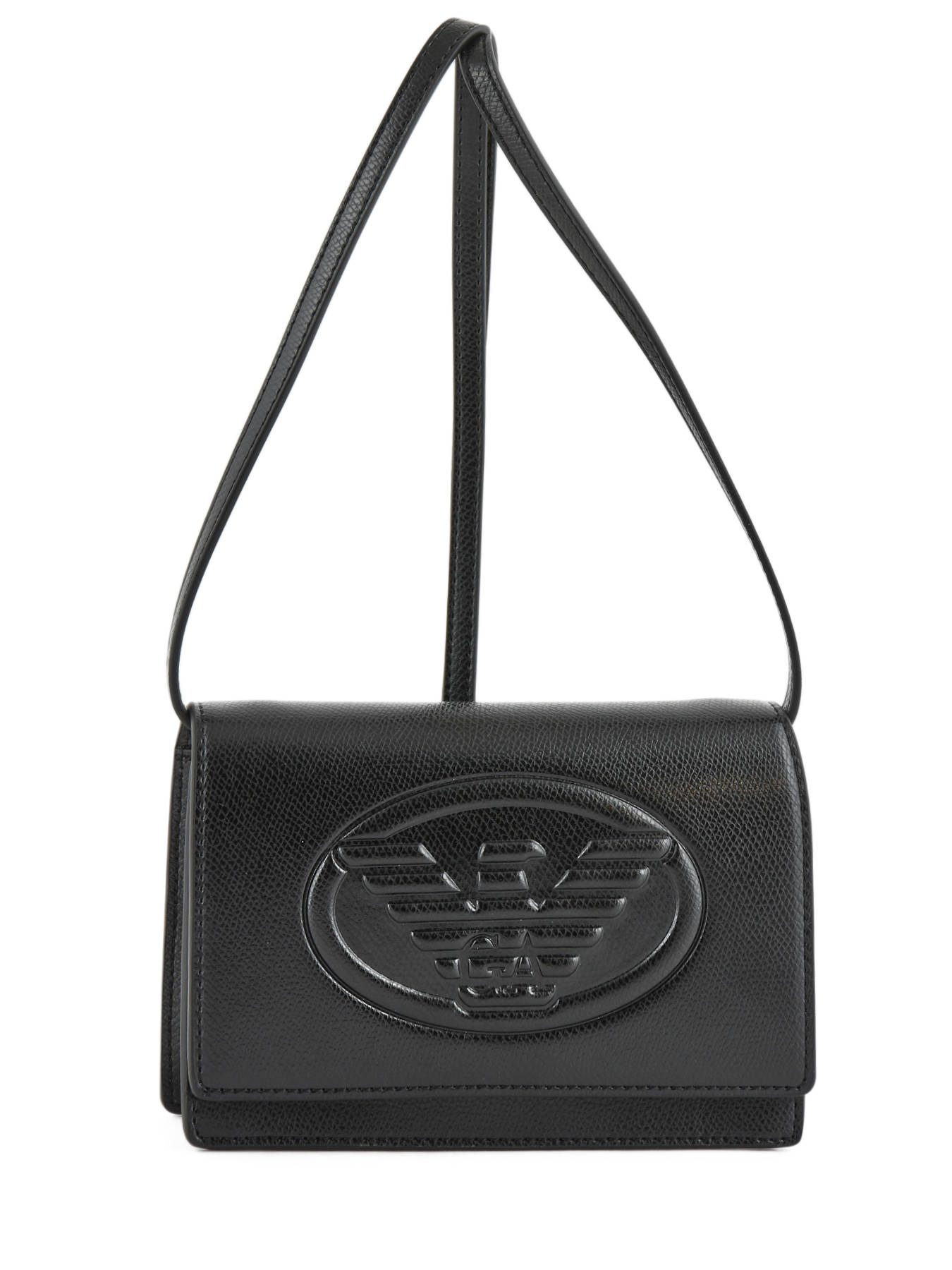 eabbd2488e67 ... Crossbody Bag Frida Eagle Emporio armani Black frida eagle 18Y3B086 ...