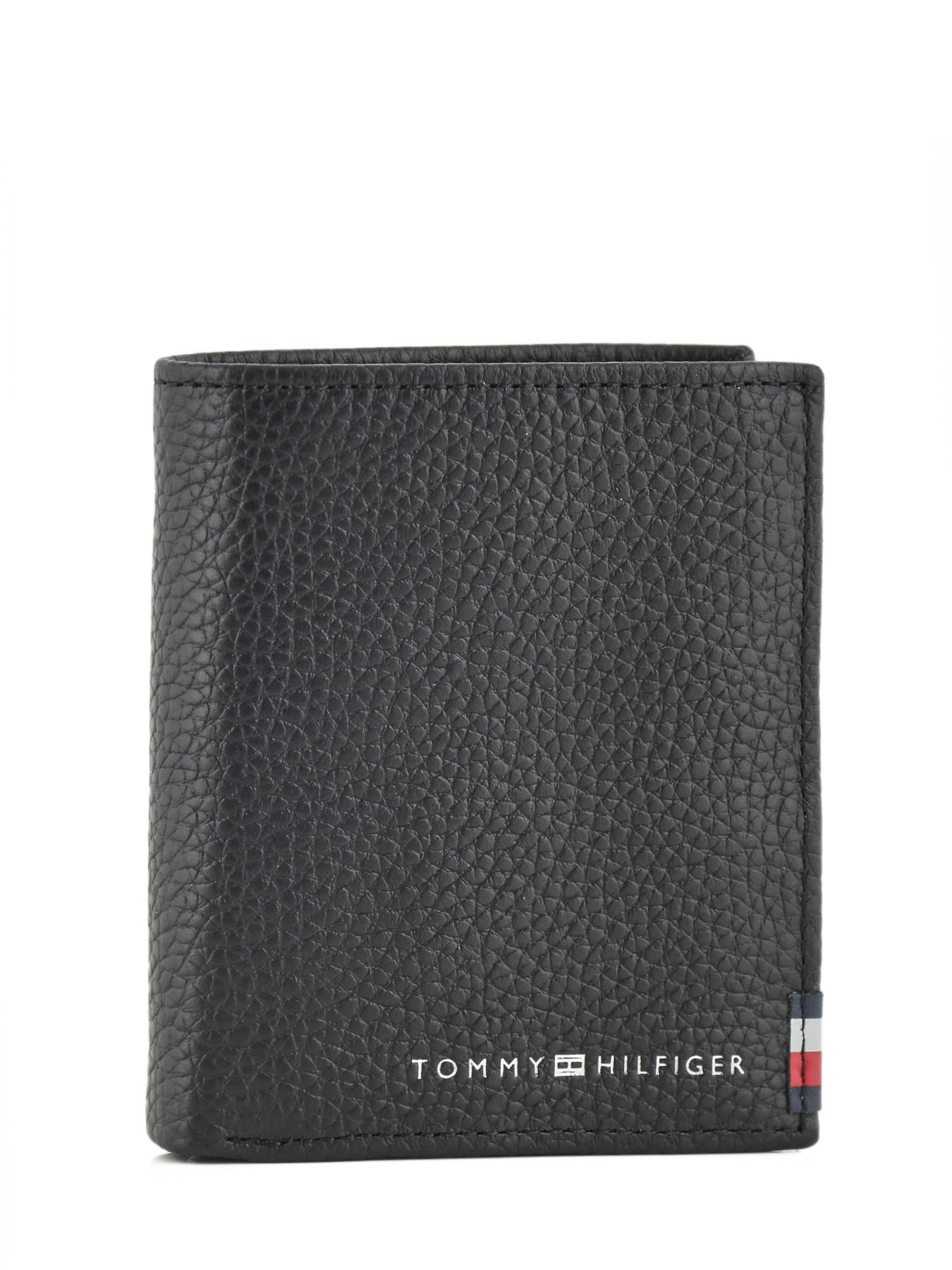 ... Wallet Leather Tommy hilfiger Black soft leahter AM03189 ...