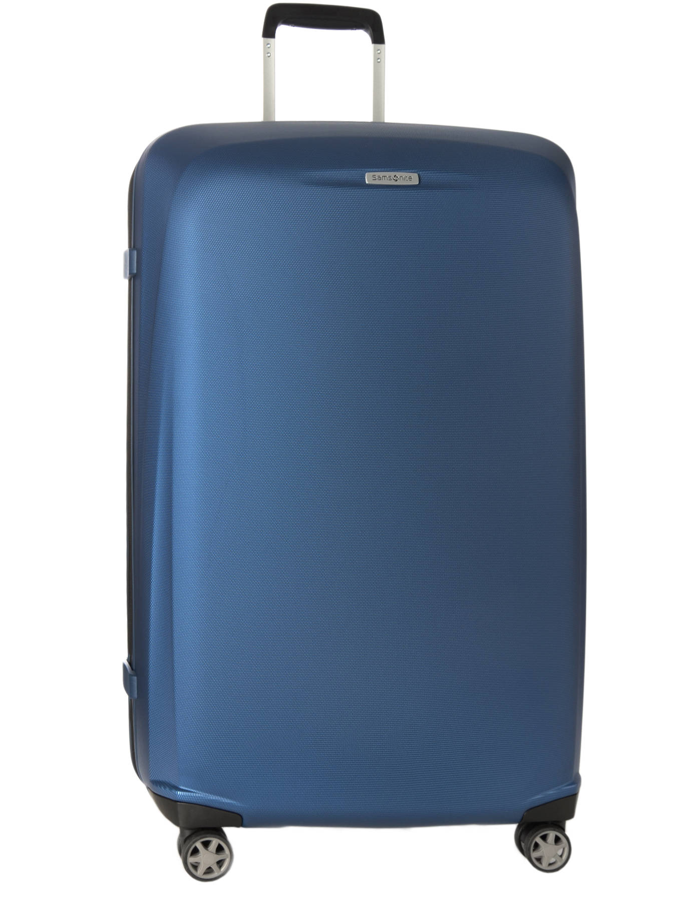 valise rigide samsonite starfire blue en vente au meilleur. Black Bedroom Furniture Sets. Home Design Ideas