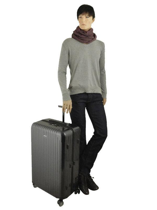 Hardside Luggage Salsa Air Rimowa salsa air 820-70-4-vue-porte