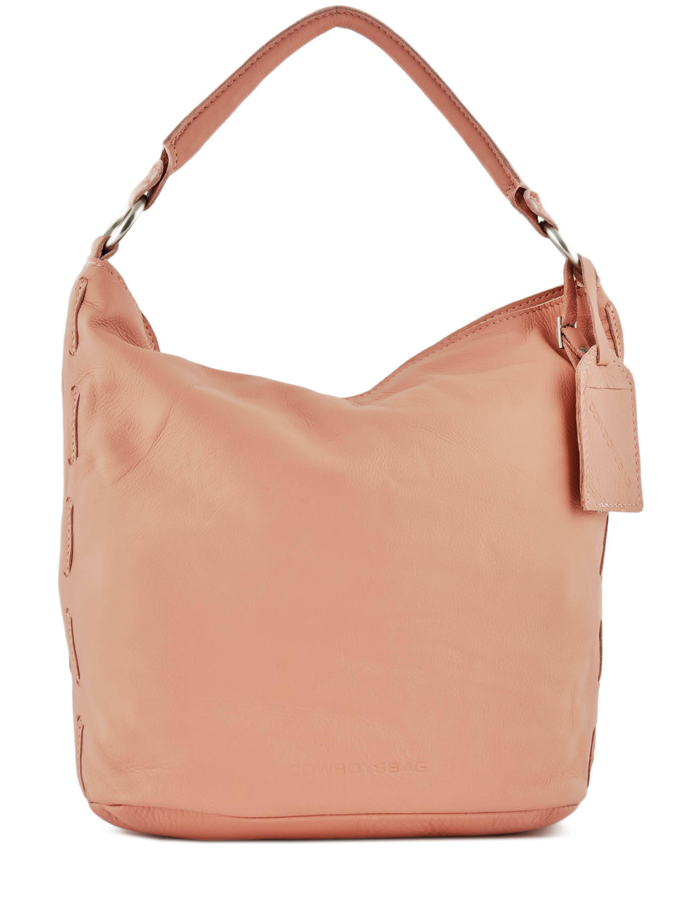 ae6937d24e ... Hobo Bag Connected Leather Cowboysbag Pink connected 2017 ...