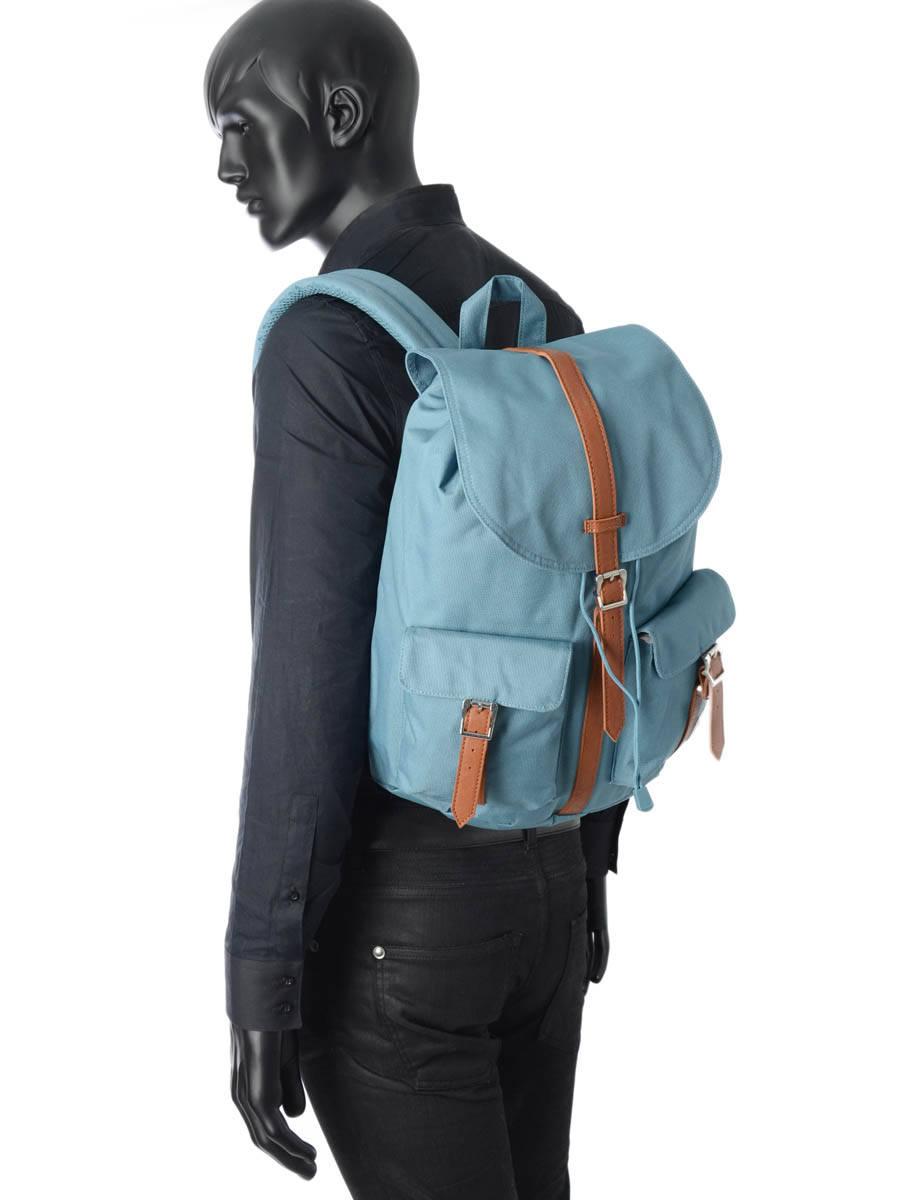 e78a065f28 ... Backpack 1 Compartment + 15   Pc Herschel Blue classics 10233 other  view 2 ...