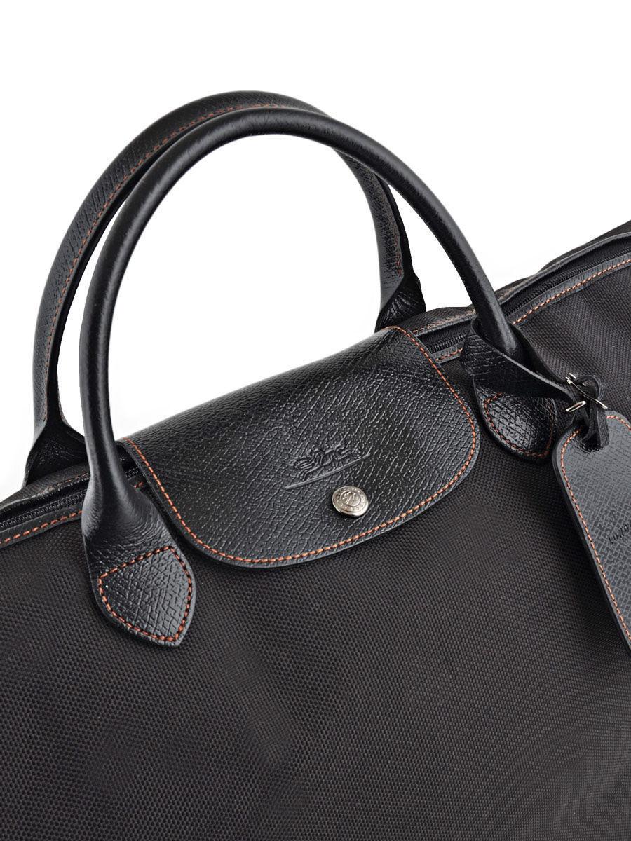 be27b1a4ead ... Longchamp Boxford Travel bag Black ...
