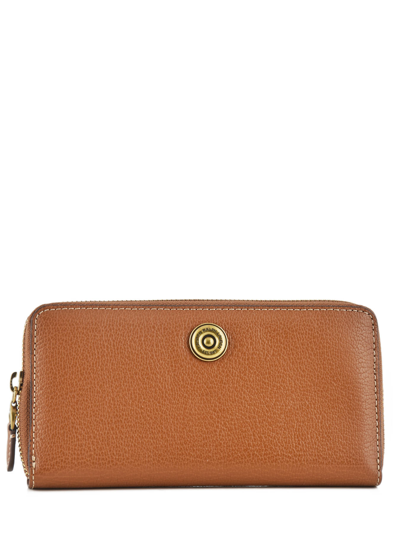 ... Wallet Leather Lauren ralph lauren Brown millbrook 32688506 ... 895862b1dec
