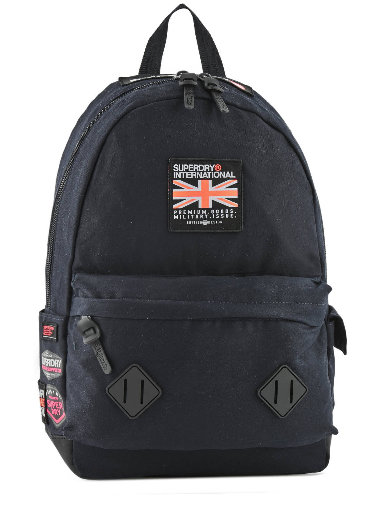 ... Backpack 1 Compartment Superdry Blue backpack men M91003JQ ... b3fa6b8f7c0c5