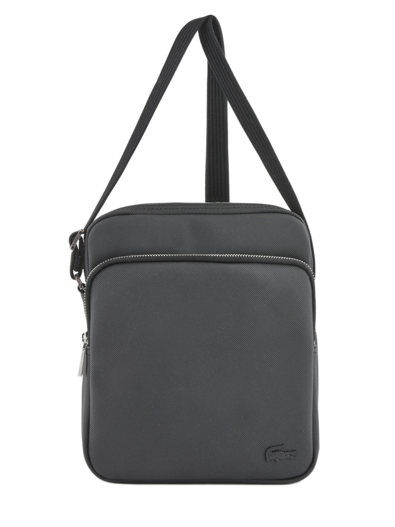 ... Crossbody Bag Lacoste Black men classic NH2343HC ...