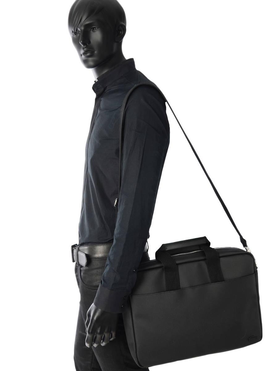 7b09a59d81a5 Briefcase 15'' laptop LACOSTE