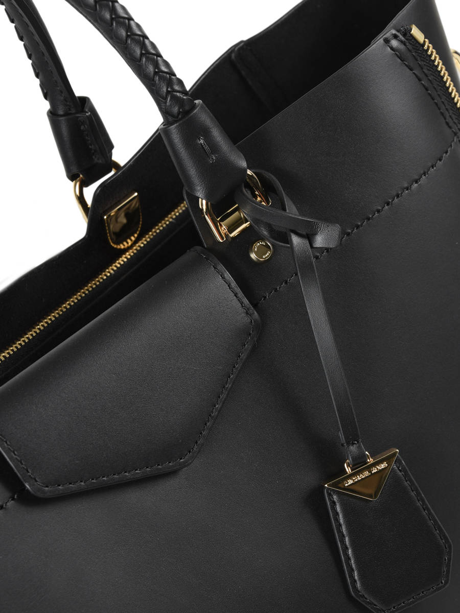 226706dd7cd9 ... Shopping Bag Blakely Leather Michael kors Black blakely S8GZLT2L other  view 1 ...