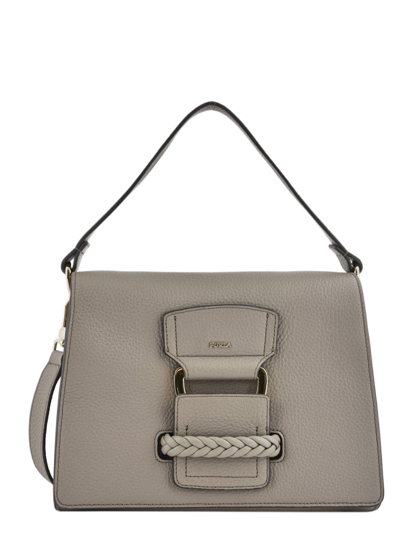 bc0d61a57cee ... Crossbody Bag Rialto Leather Furla Gray rialto RIA-BND1 ...