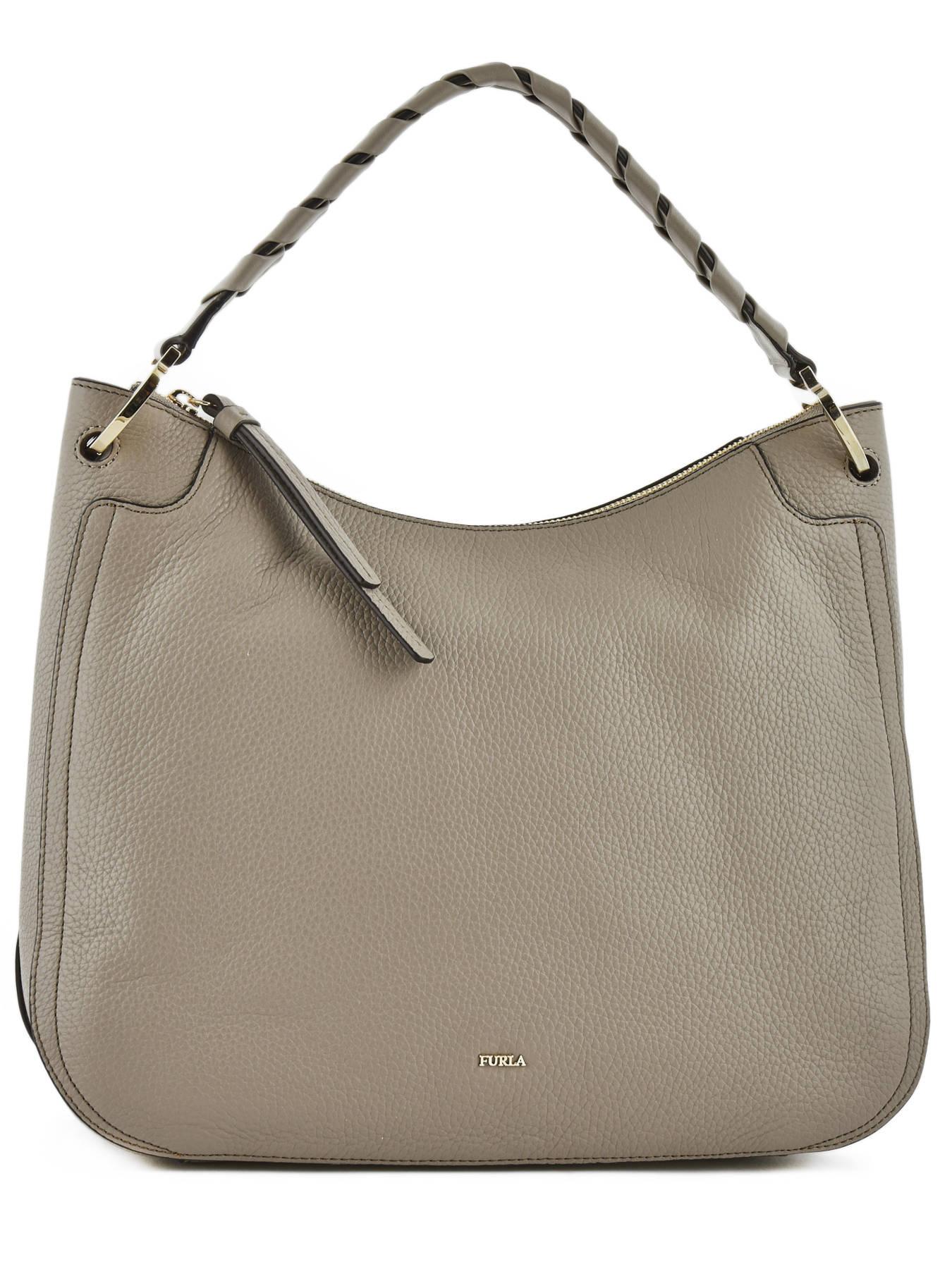 ... Shoulder Bag Rialto Furla Gray rialto RIA-BNZ5 ... 3f085d9728d3b