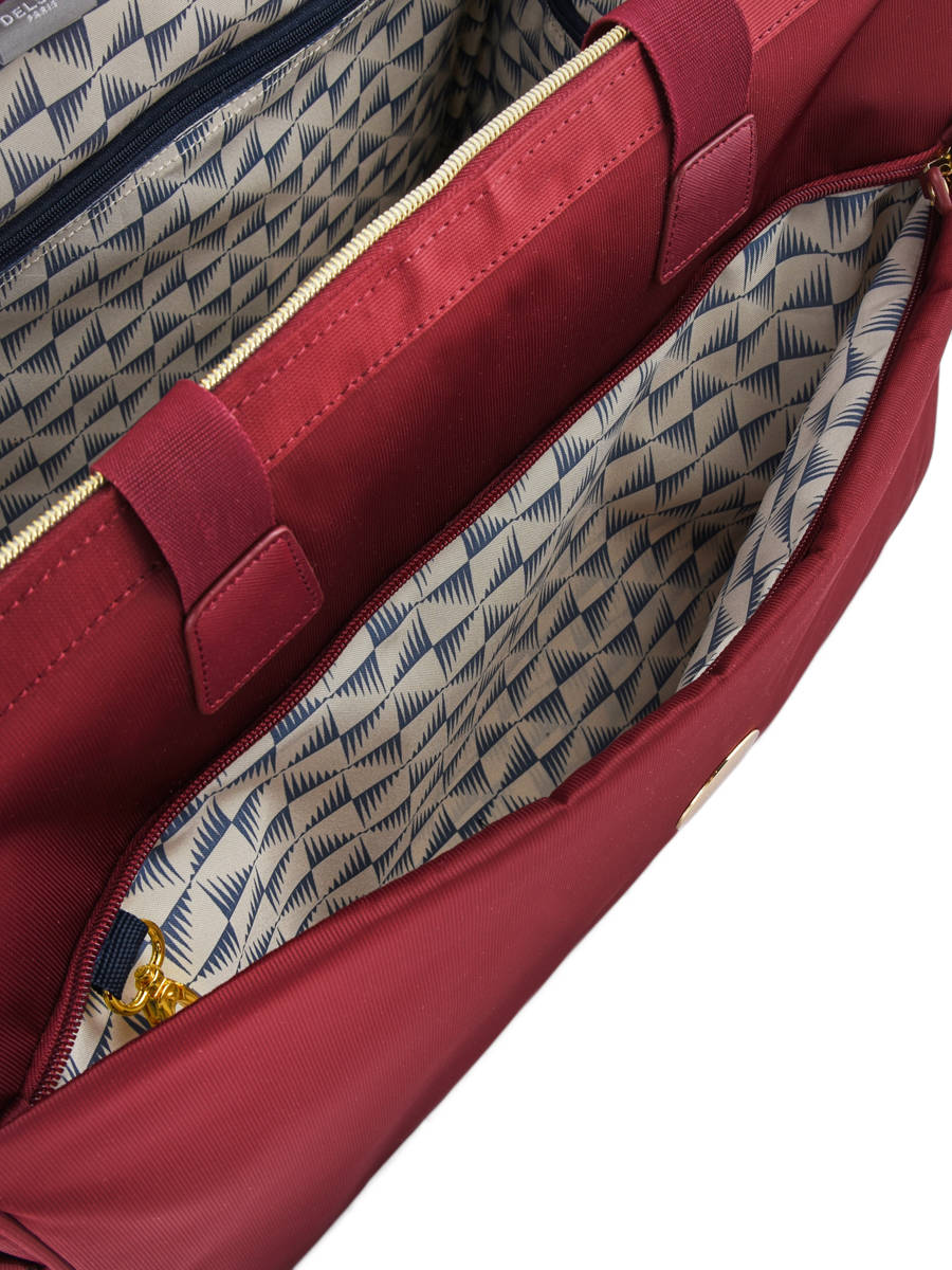 971167b5cb85 ... Cabin Duffle Montrouge Delsey Red montrouge 2018410 other view 5 ...