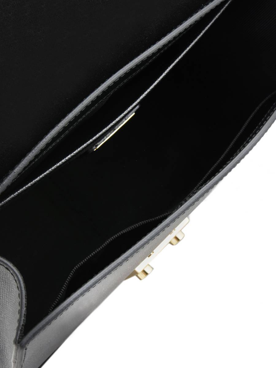 1b5eea78d33d Top Handle L Metropolis Leather Furla Black metropolis EP0-BOO9 other view  4 ...