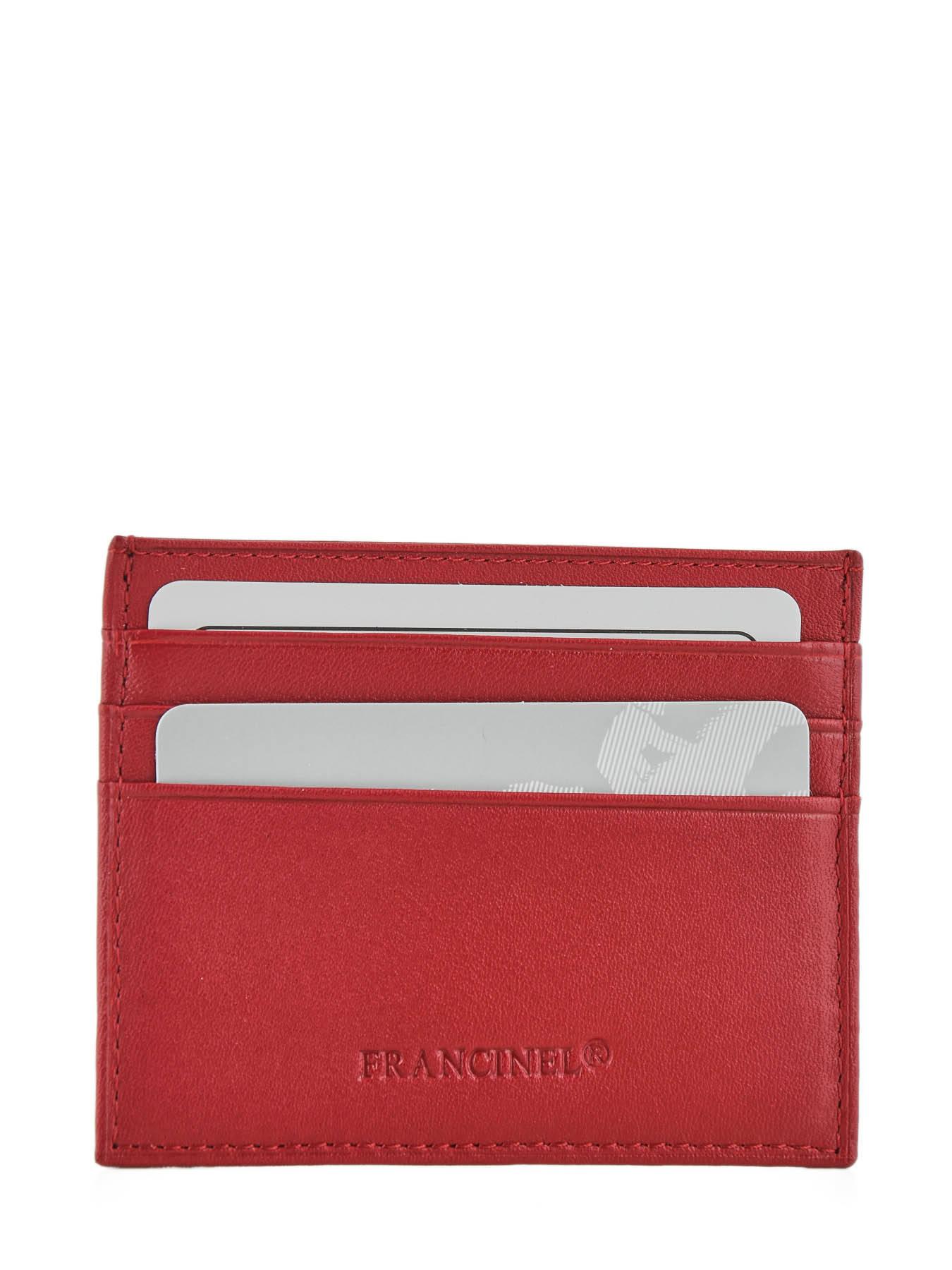 Porte monnaie rouge Livraison Gratuite   Spartoo !