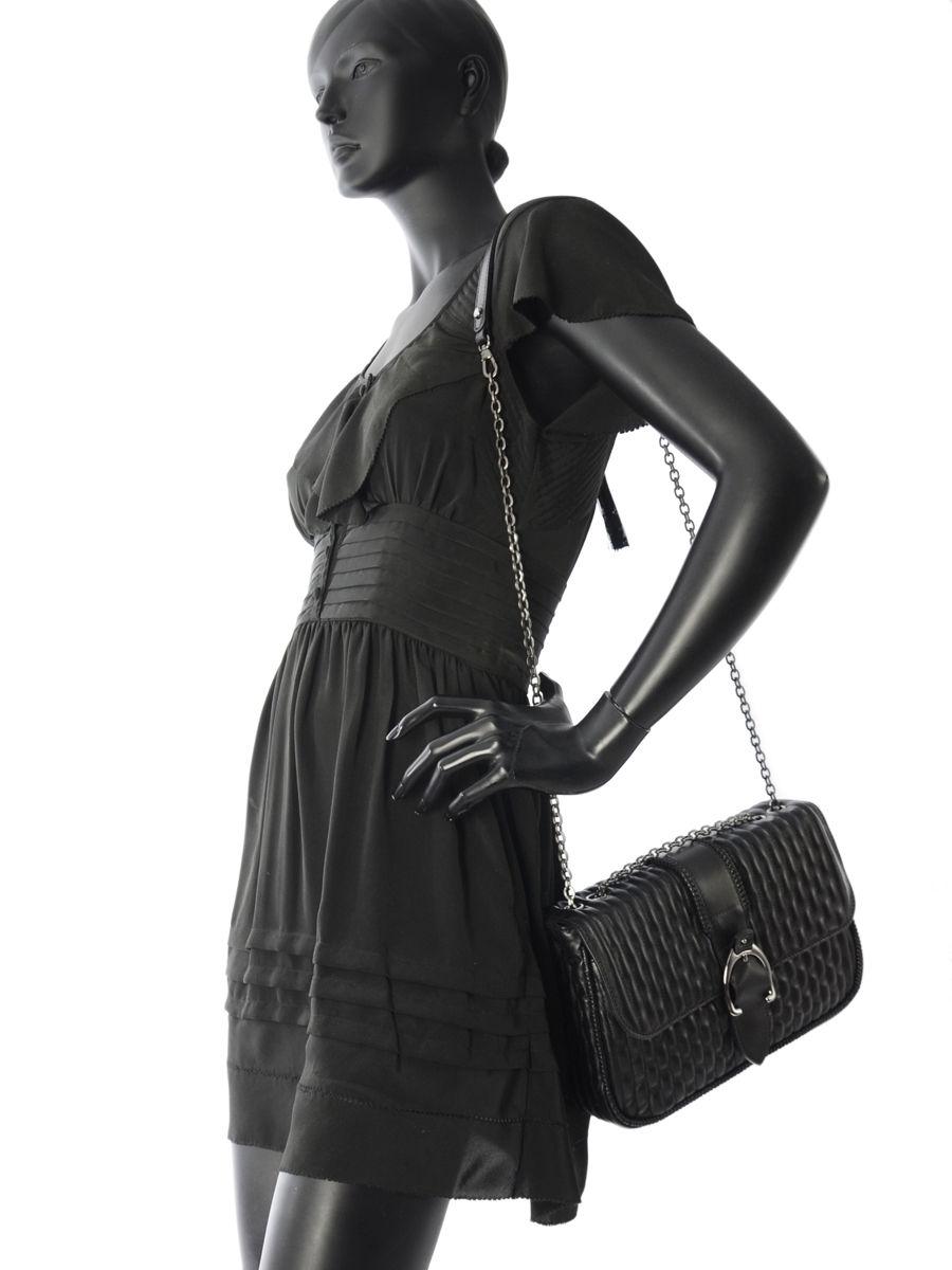 500ad11d982 Besaces Longchamp 1358941 noir en vente au meilleur prix