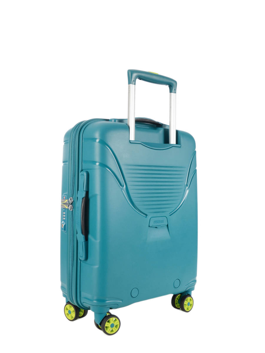 valise cabine american tourister skydracer green en vente au meilleur prix. Black Bedroom Furniture Sets. Home Design Ideas