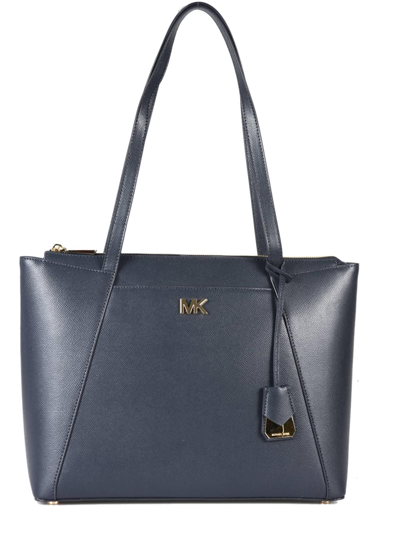 ... Shoulder Bag Maddie Leather Michael kors Blue maddie S8GN2T2L ... 90d2aa307dabc