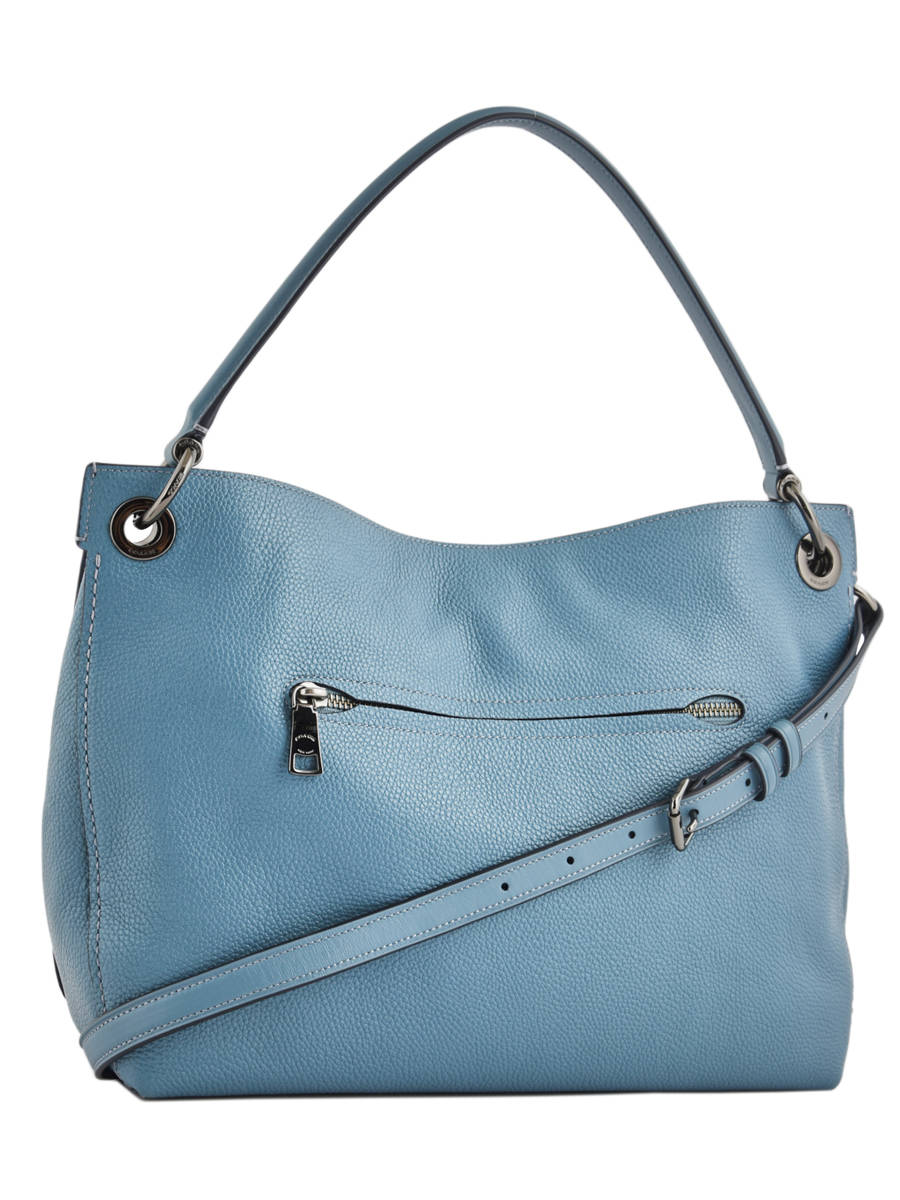 ... Shoulder Bag Clarkson Hobo Leather Coach Blue clarkson hobo 24947 other  view 4 ... f04cd250a3653
