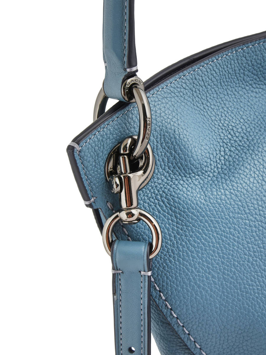 5bf7b770c2 ... Shoulder Bag Clarkson Hobo Leather Coach Blue clarkson hobo 24947 other  view 1 ...