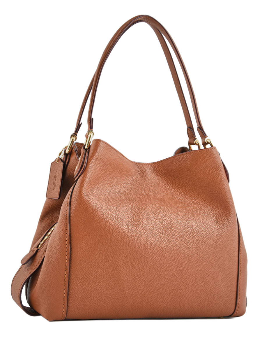Shoulder Bag Coach Brown E 57125 Other View 4