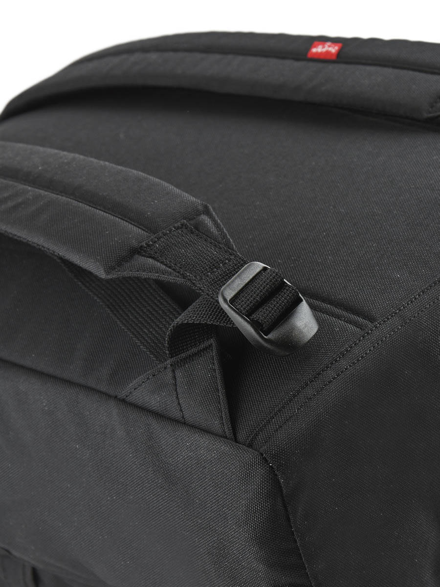7bb128f86 ... Backpack 1 Compartment + 15'' Pc Levi's Black l1 228916 other view 1 ...
