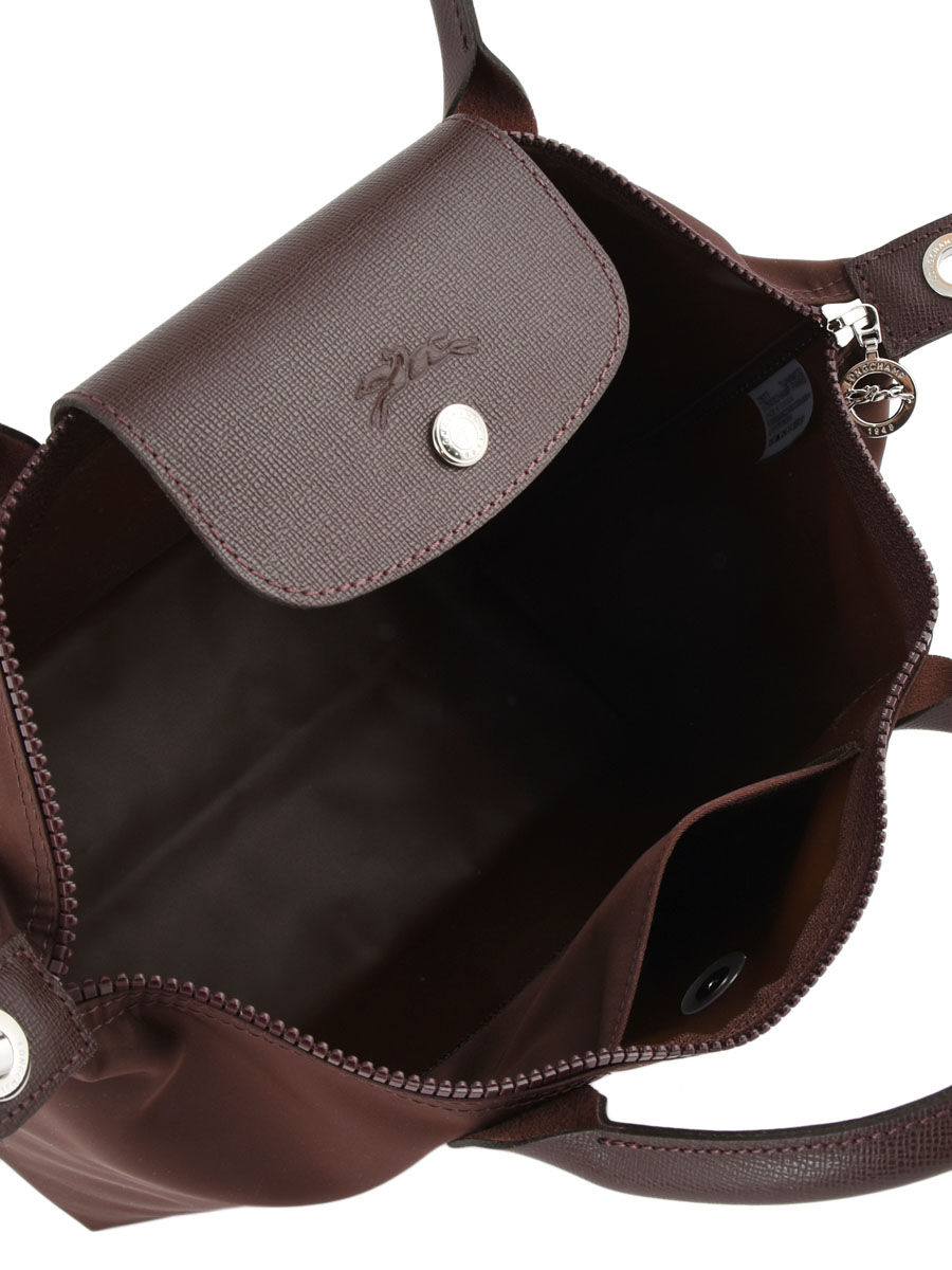 Longchamp Hobo Bag 1899578 Best Prices Le Pliage Neo Small Brown