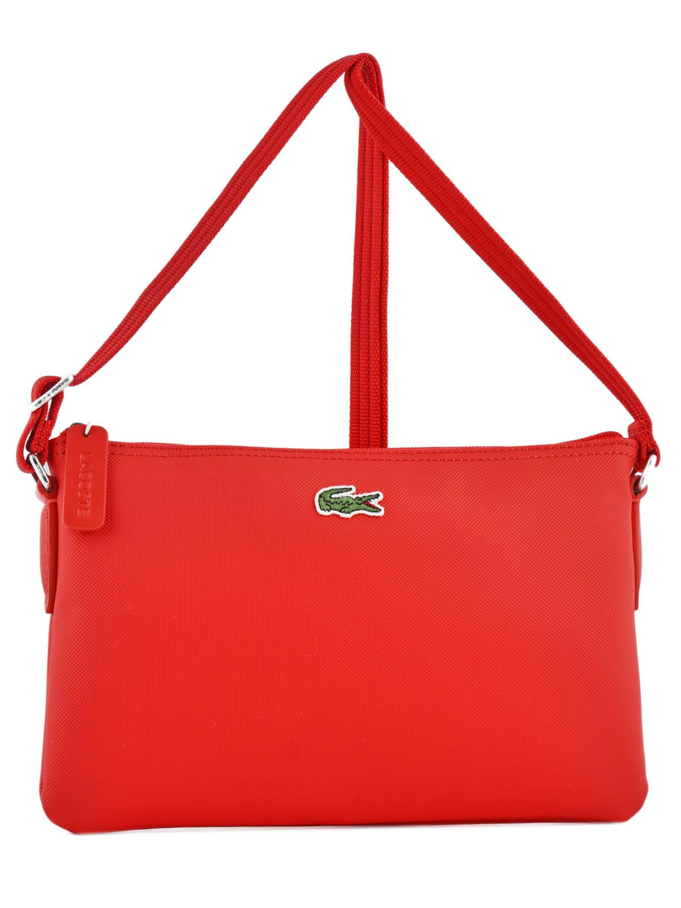 6d4bf95c84 ... Shoulder Bag L.12.12 Concept Lacoste Black l.12.12 concept NF1887PO ...