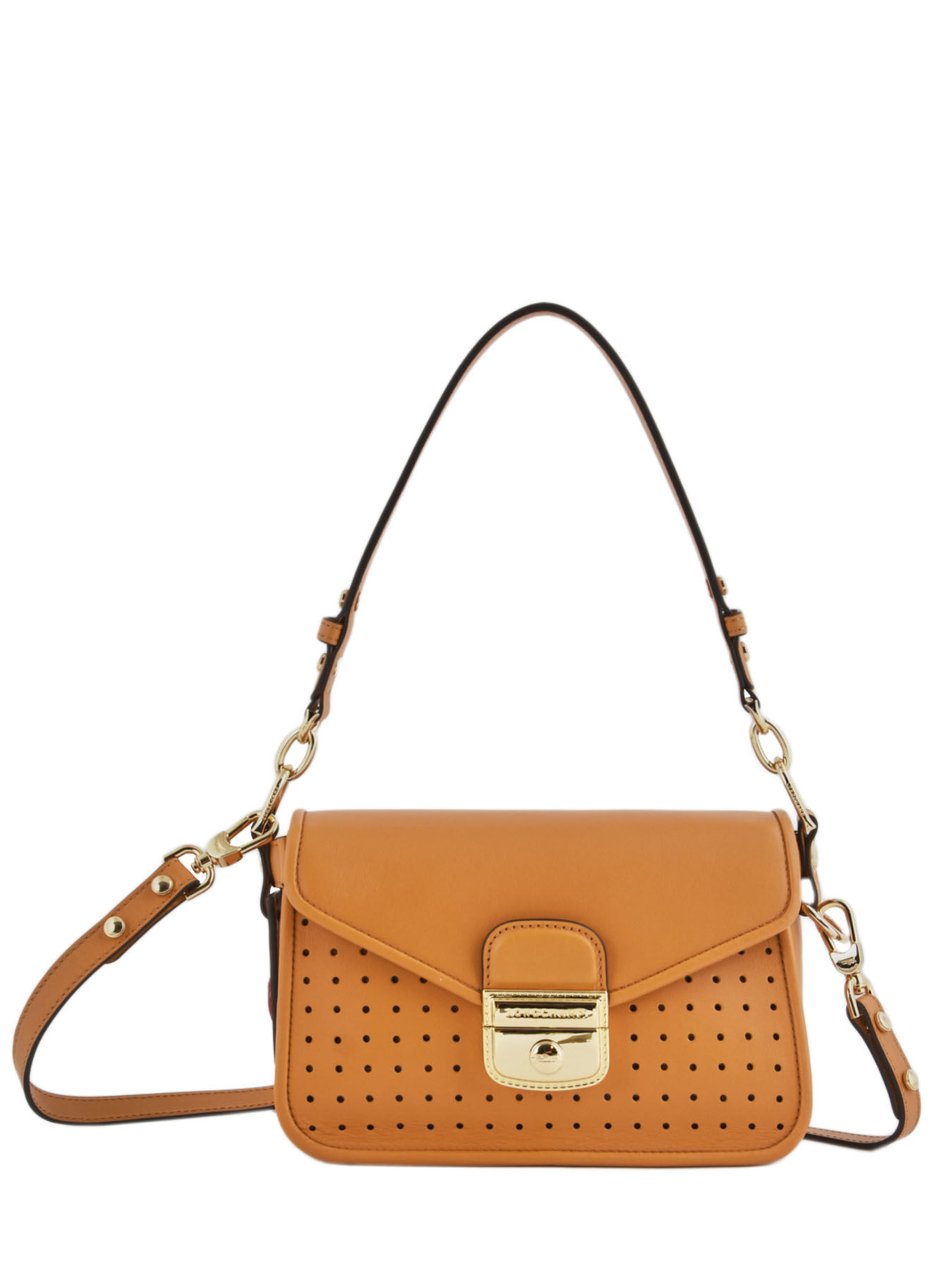 5315df6ea360 Longchamp Mademoiselle longchamp Messenger bag Brown · Longchamp  Mademoiselle longchamp Messenger bag Brown ...