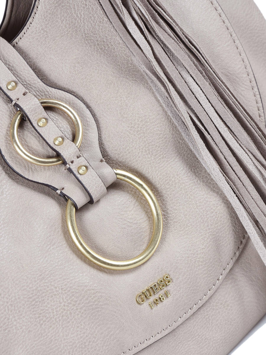 ... Hobo Bag Dixie Guess Beige dixie VB457109 other view 1 ... 37876d454b0e7