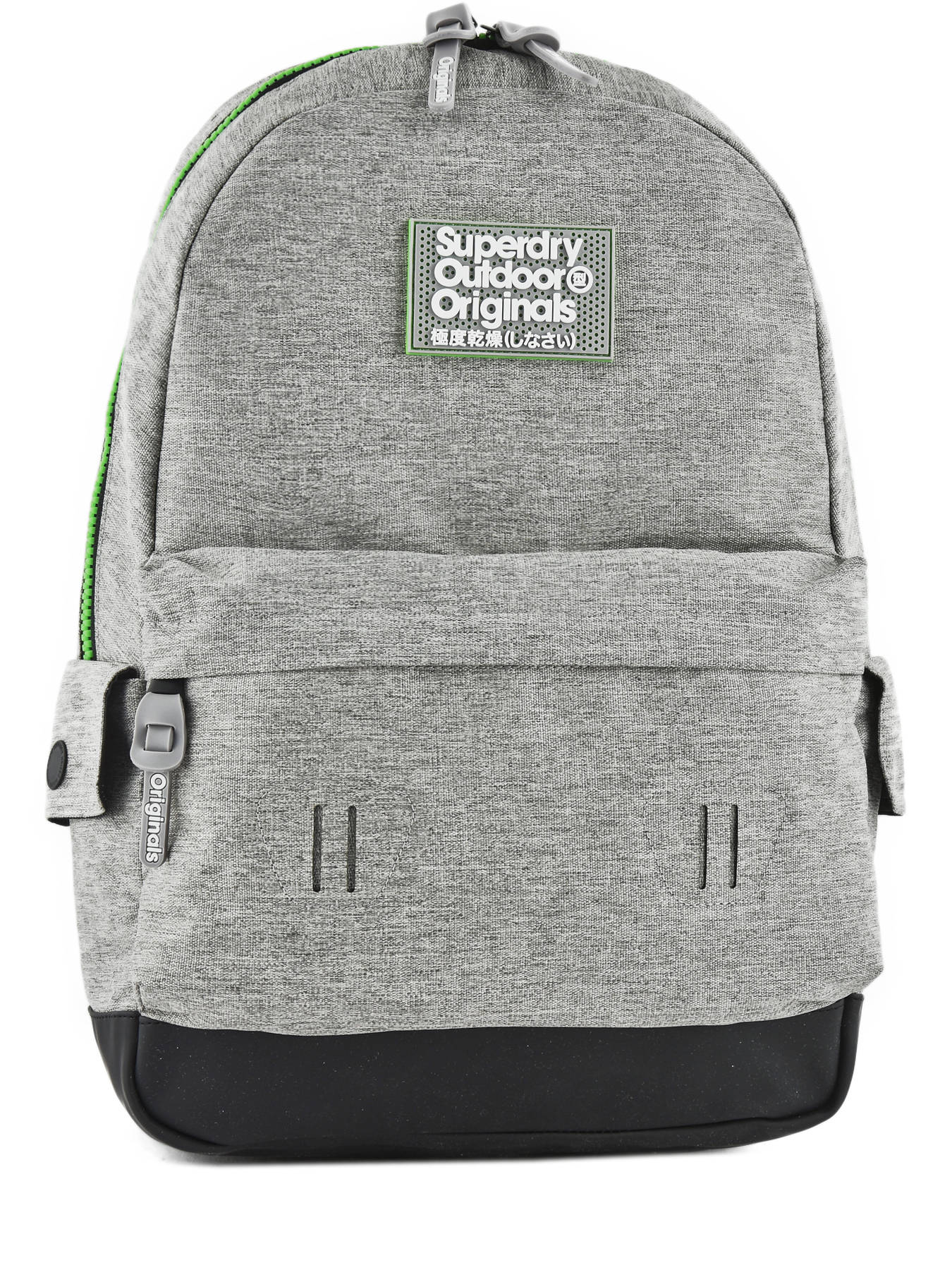 Backpack 1 Compartment Superdry Gray backpack men M91001MR ... 6644a4a024a20