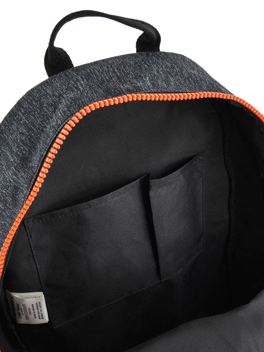 Backpack 1 Compartment Superdry Gray backpack men M91000MR other view 5 ... 15f96bfe3e76f