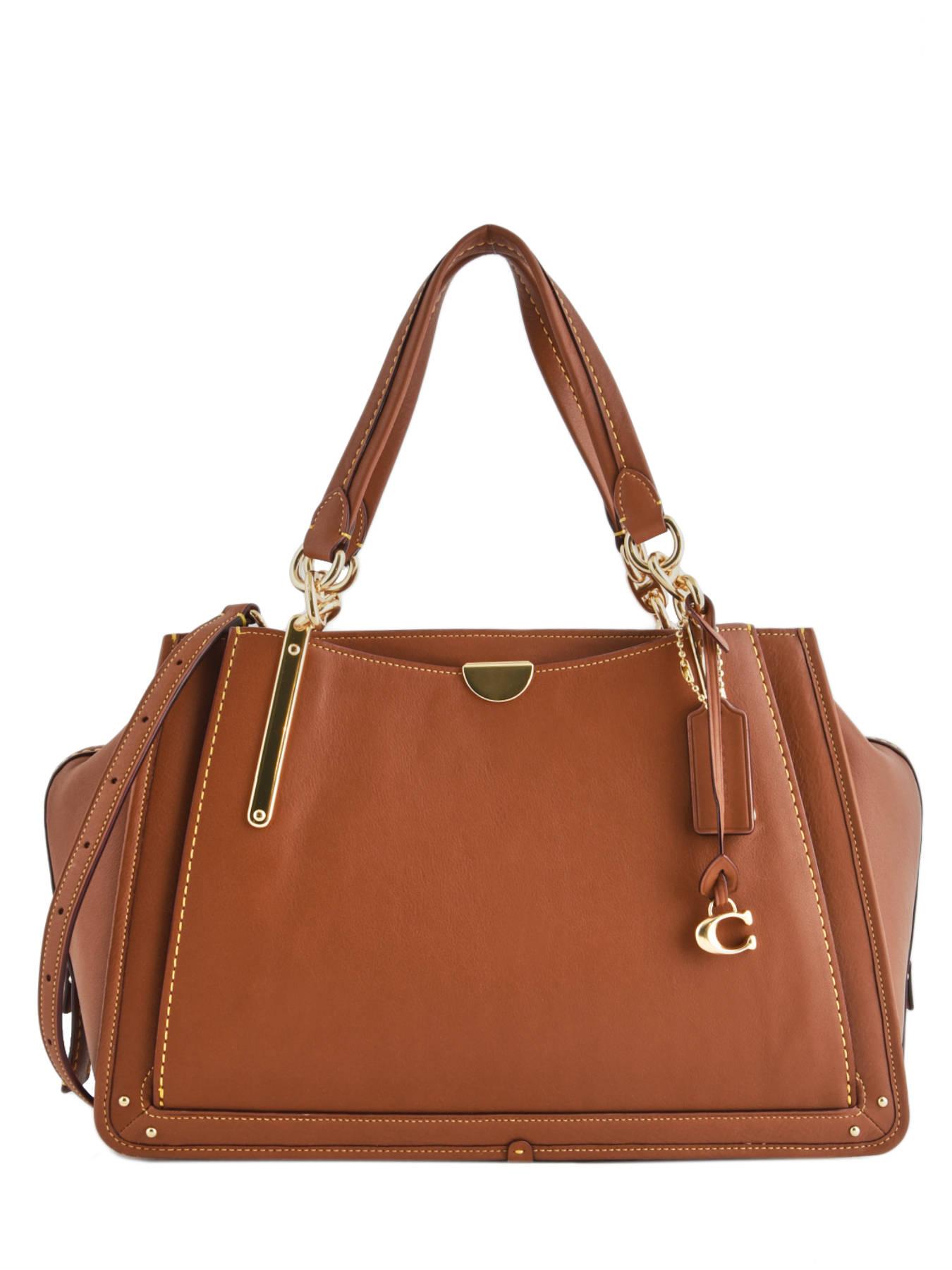 ... Tote Bag Dreamer 36 Leather Coach Brown dreamer 31640 ... 5ca27b6f51e66